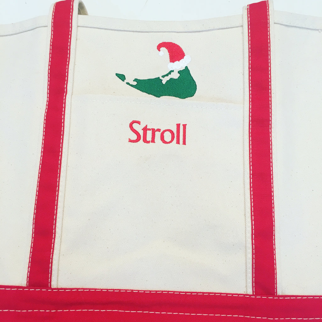 Nantucket Stroll Weekend Tote
