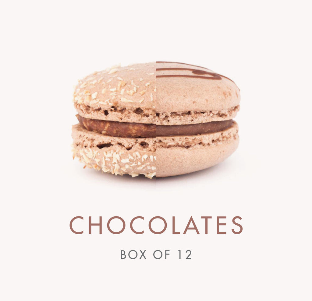 Emmalou Traditional French Macaron