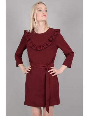 Vestido volante Molly Bracken - Cloe Boutique