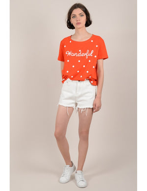 Camiseta Wonderful Molly Bracken - Cloe Boutique