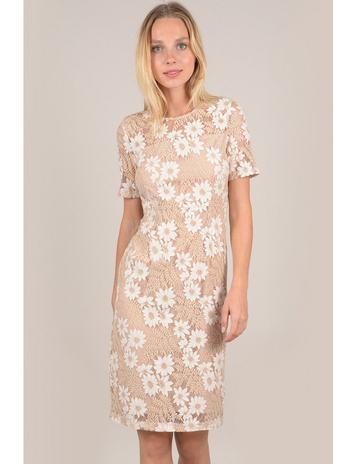 Vestido marguerite Molly Bracken - Cloe Boutique
