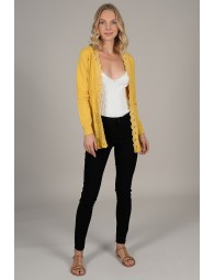 Cárdigan Mustard Molly Bracken - Cloe Boutique