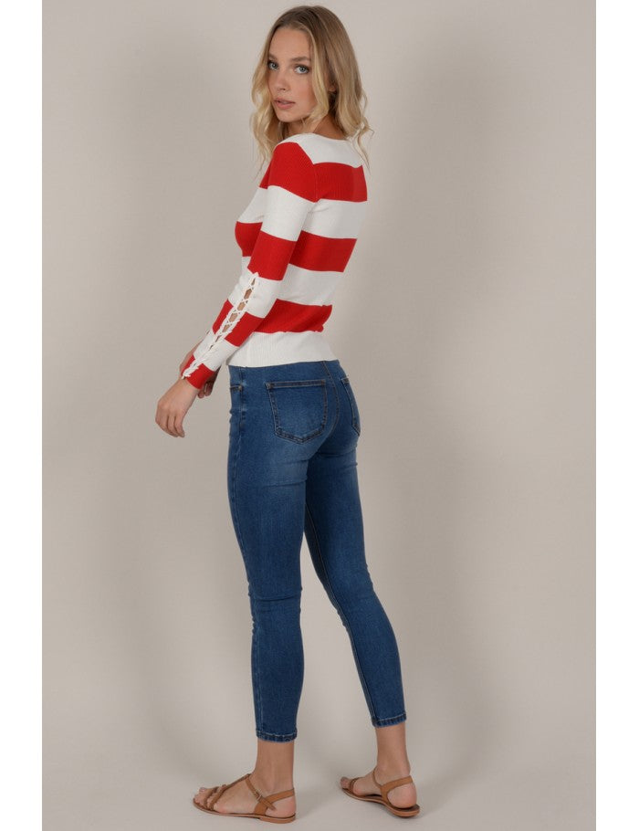 Jersey Wally Molly Bracken - Cloe Boutique