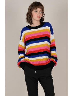 Jersey Multicolor Molly - Cloe Boutique