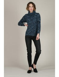 Jersey Jaspeado Molly - Cloe Boutique