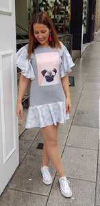 Vestido Doggy Siara - Cloe Boutique