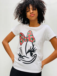 Camiseta Daisy Chill&Buy - Cloe Boutique