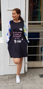Vestido Frida Rombos Chill&Buy - Cloe Boutique