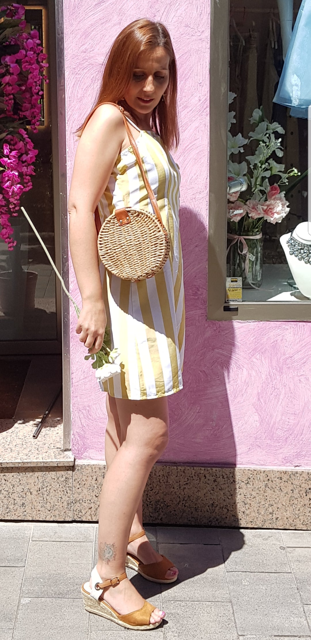 Vestido Beach Girl La Scala - Cloe Boutique
