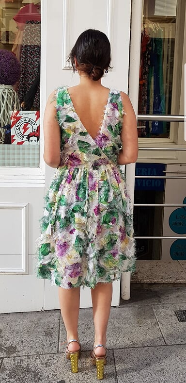 Vestido Nature - Cloe Boutique