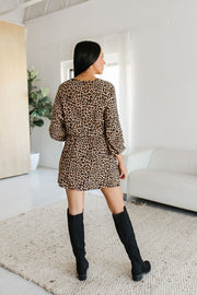 Prowler Leopard Dress