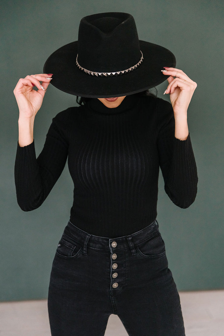 Brighton Turtleneck Bodysuit