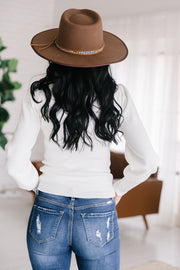 The Julian Rancher Hat in Chestnut - 1 Left!!