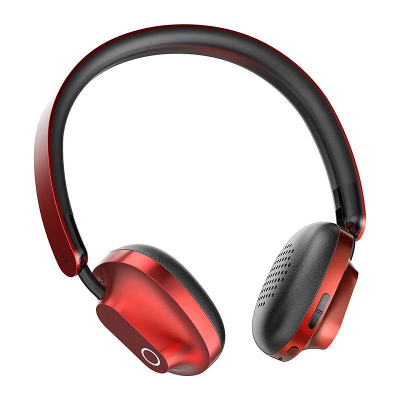 163b01528c4 Baseus Wireless HD Bluetooth 4.0 Over Ear Headphones with Stand ...
