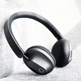 Baseus Wireless HD Bluetooth 4.0 Over Ear Headphones with Stand - iBaseus