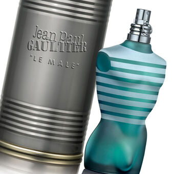 JEAN PAUL GAULTIER - LE MALE EDT 200 ML