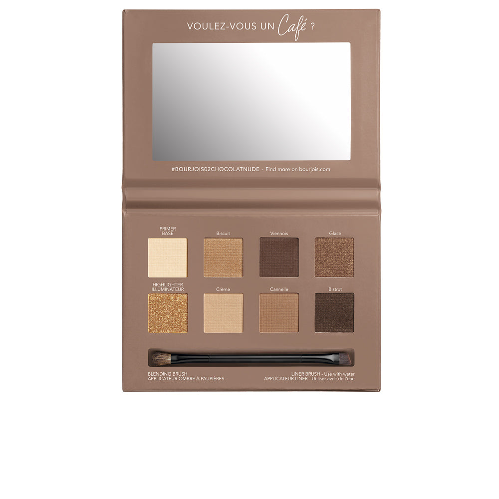 BEAU REGARD eyeshadow palette #002