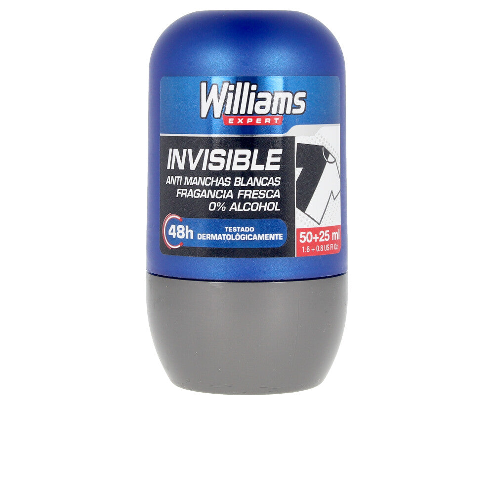 INVISIBLE 48H deo roll-on 75 ml