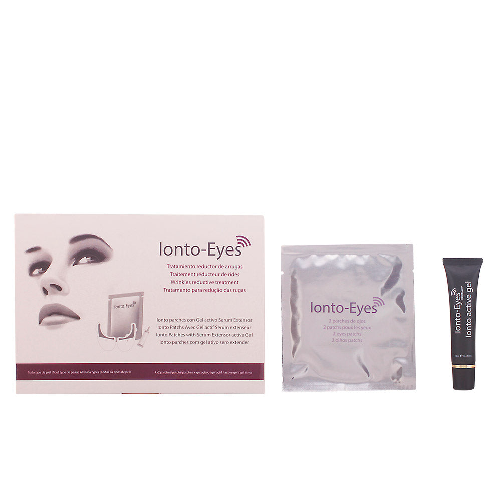 IONTO-EYES parches Treatment antiarrugas ojos 4 x 2 uds