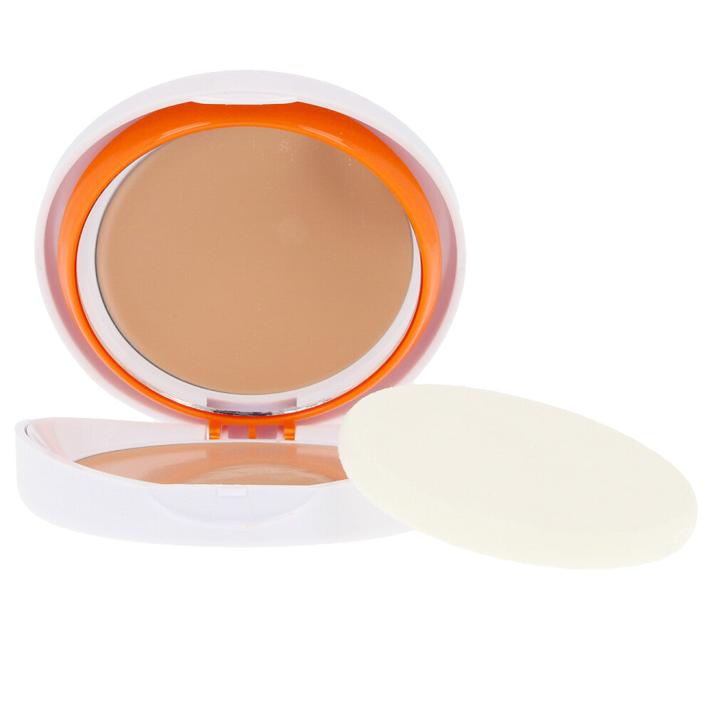 COLOR COMPACTO OIL-FREE SPF50 #brown 10 gr
