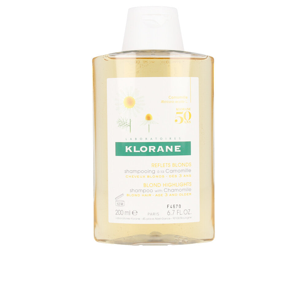 BLOND HIGHLIGHTS shampoo with chamomile 200 ml