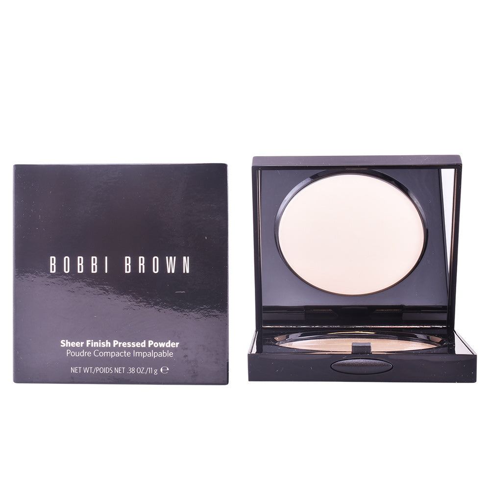 SHEER FINISH pressed powder #Soft Sand 11 gr
