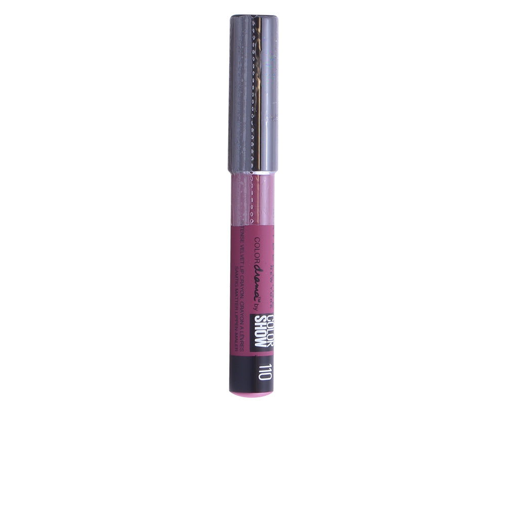COLOR DRAMA crayon lip pencil #110-pink so chic