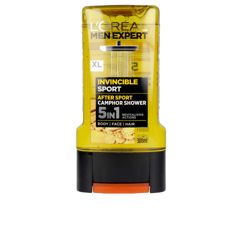 MEN EXPERT shower gel invincible sport 300 ml