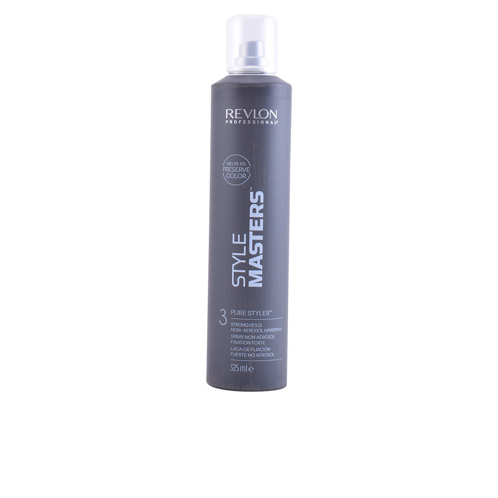 STYLE MASTERS hair spray pure styler medium hold 325 ml