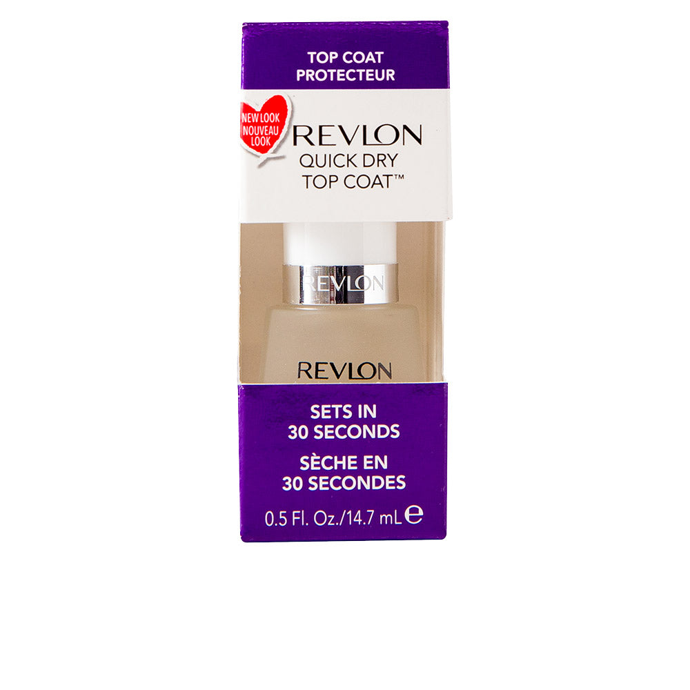 QUICK DRY top coat 30 seconds 14,7 ml