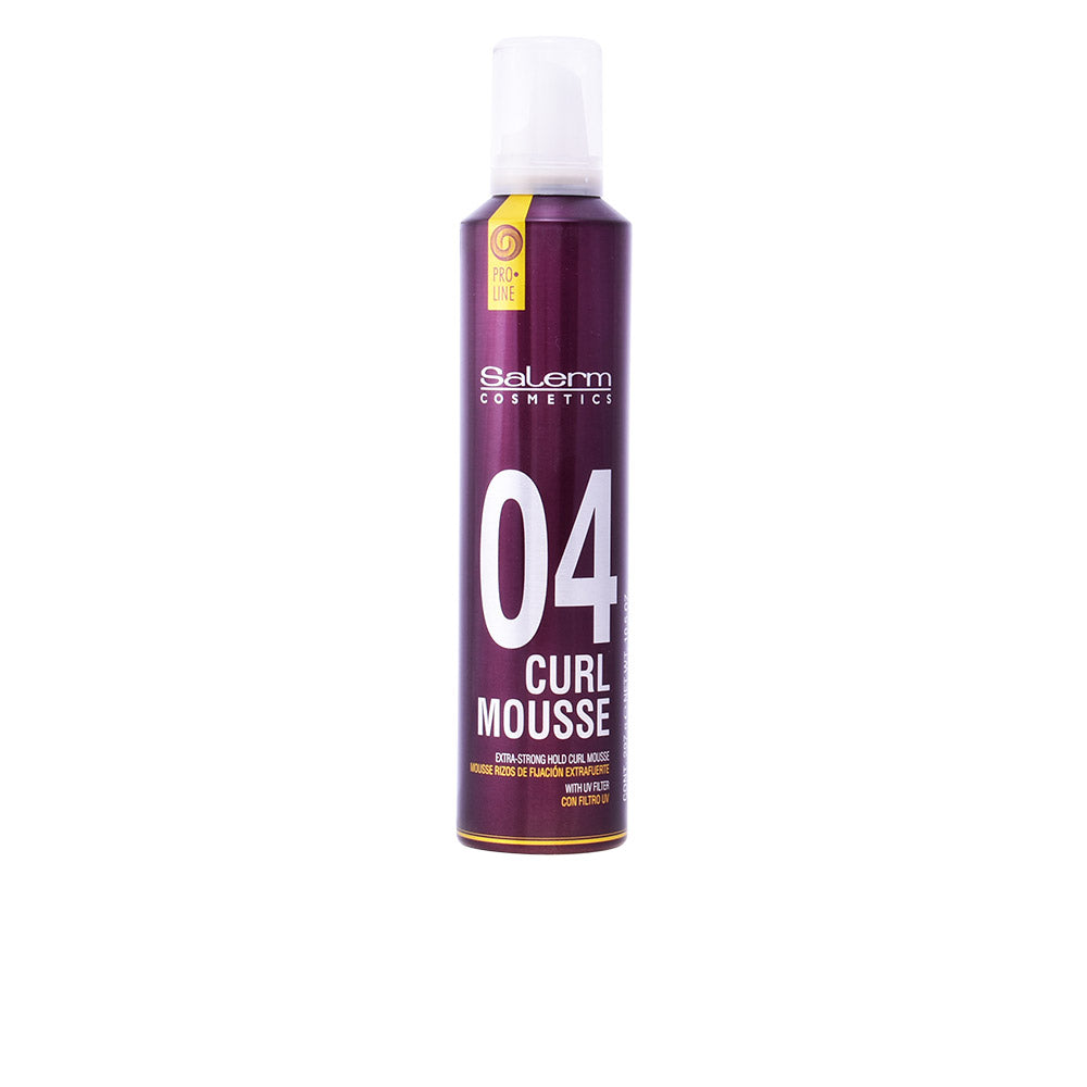 CURL MOUSSE extra strong 405 ml
