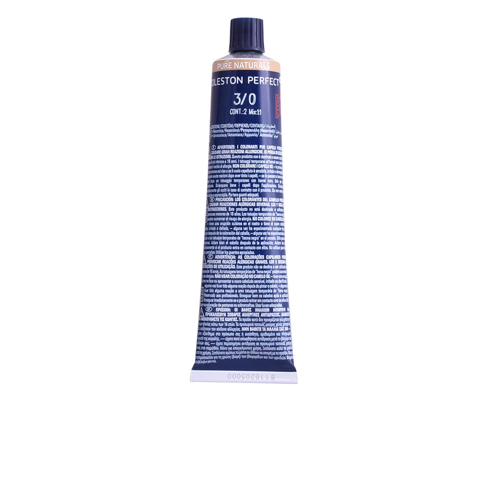 KOLESTON PERFECT ME+ PURE NATURALS 3/0 60 ml