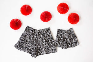 Littles - Printed Shorts