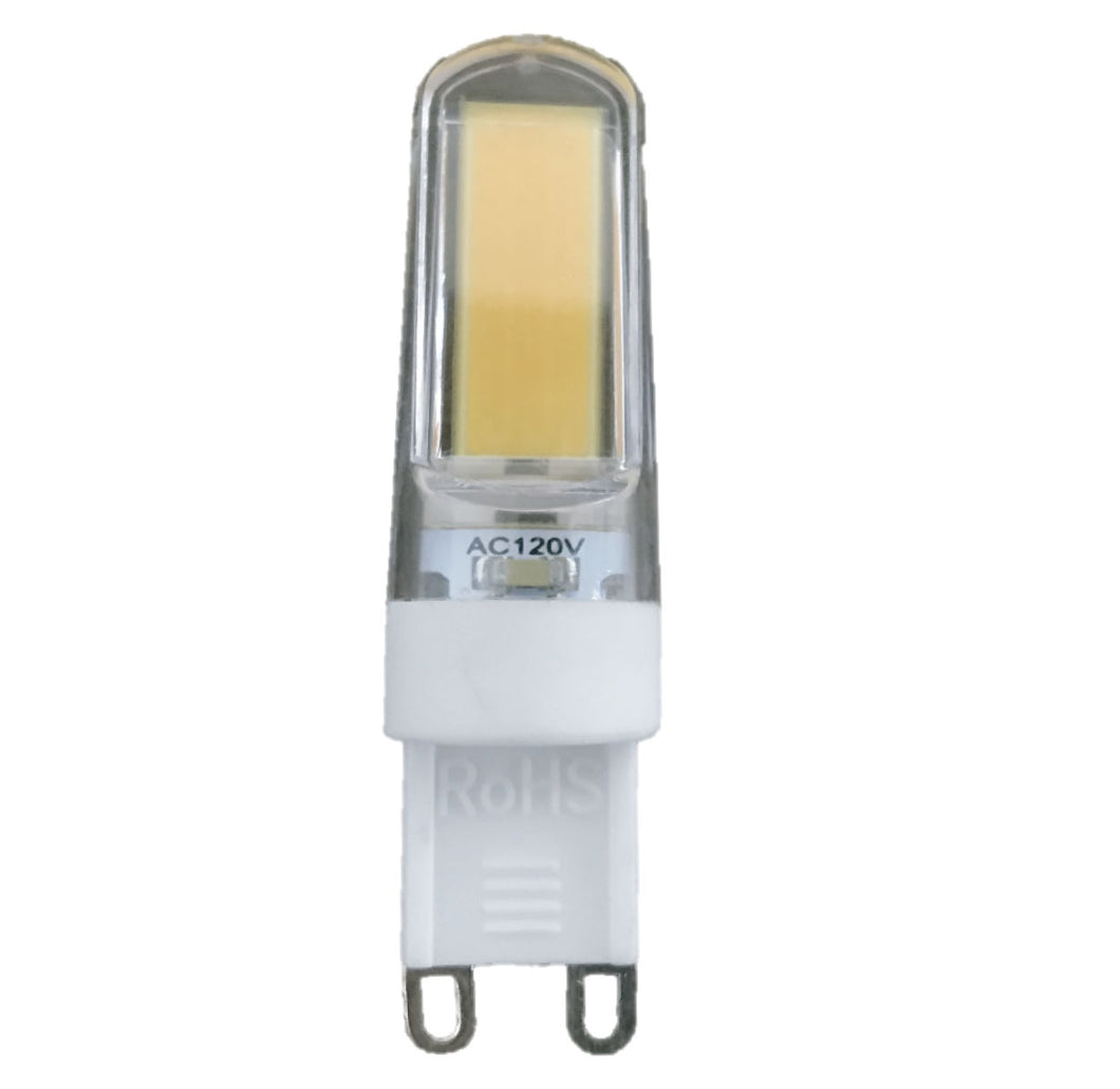 G9-C05K30 5 WATTS 3000K - Trinity Lighting ETC - trinitylightingetc-com