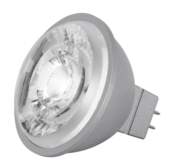 8MR16 LED DIMMABLE 15 DEGREES REFLECTOR 12V 8 WATTS 3000K - trinitylightingetc-com