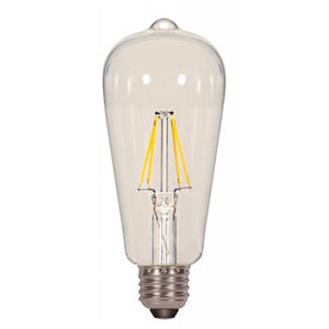 S9581 6.5ST19/CL/LED/E26/27K/120V
