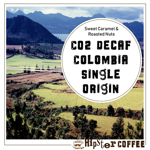 CO2 Decaf Colombian Gourmet Coffee