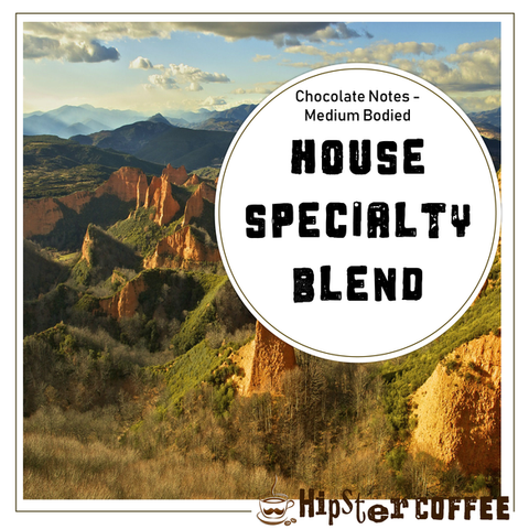 House Blend Specialty Coffee