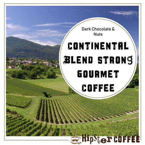 Continental Blend Robusto Blend Specialty Coffee