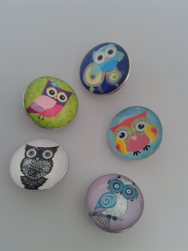 Owl Poppers