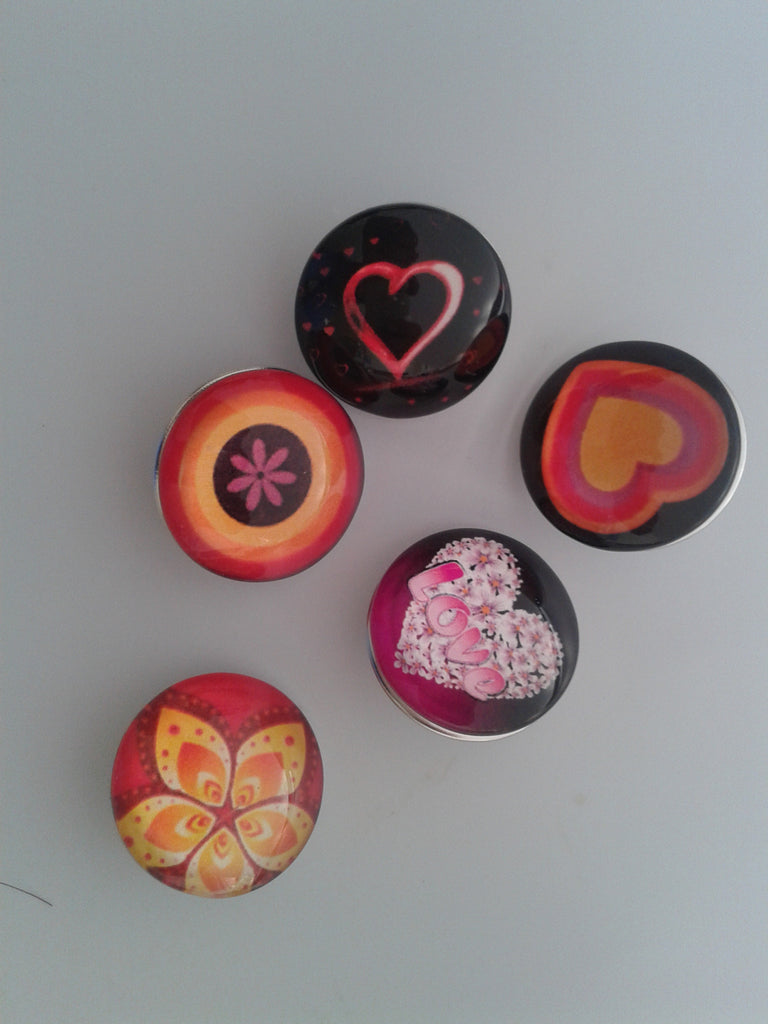 Love Heart Poppers
