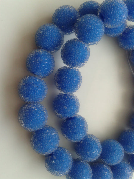 Resin Bayberry Beads
