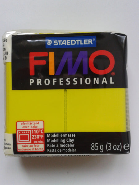 Fimo Professional 85g Blocks