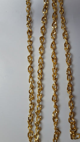 Gold Colour Chain