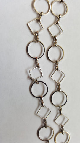 Silver Coloured Chain