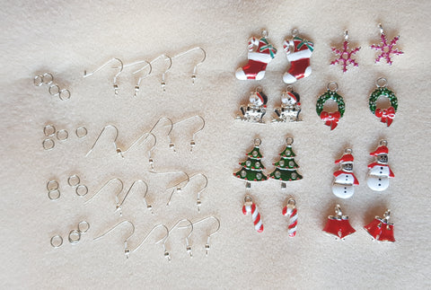 Christmas Earring Kit