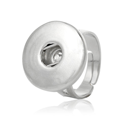 Adjustable Ring - Nickel Safe