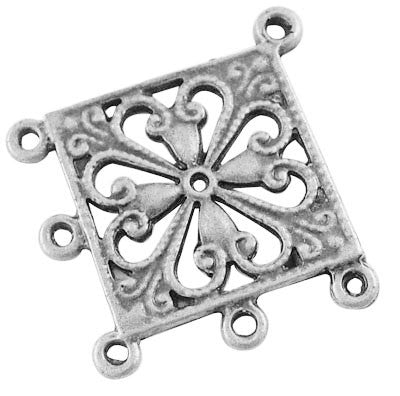 Antique Silver Links
