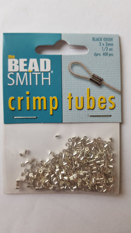 The Beadsmith Crimp Tubes