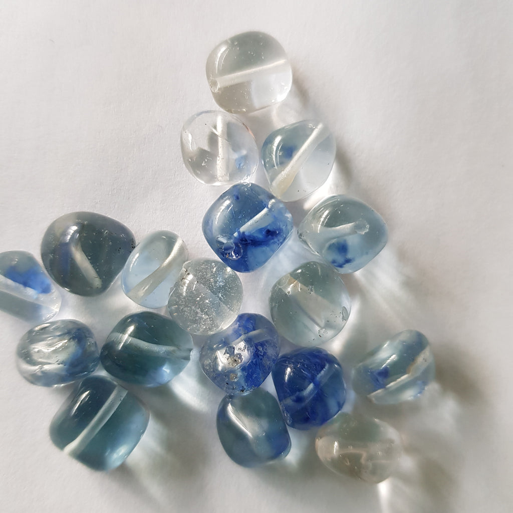Glass Nugget Beads